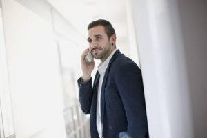 telefono hablar elegante oficima barcelona